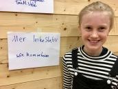 Sofie Romarheim hadde ein klar idé til bygdeutvikling og kortreist glede: Meir leikestativ på 5915.